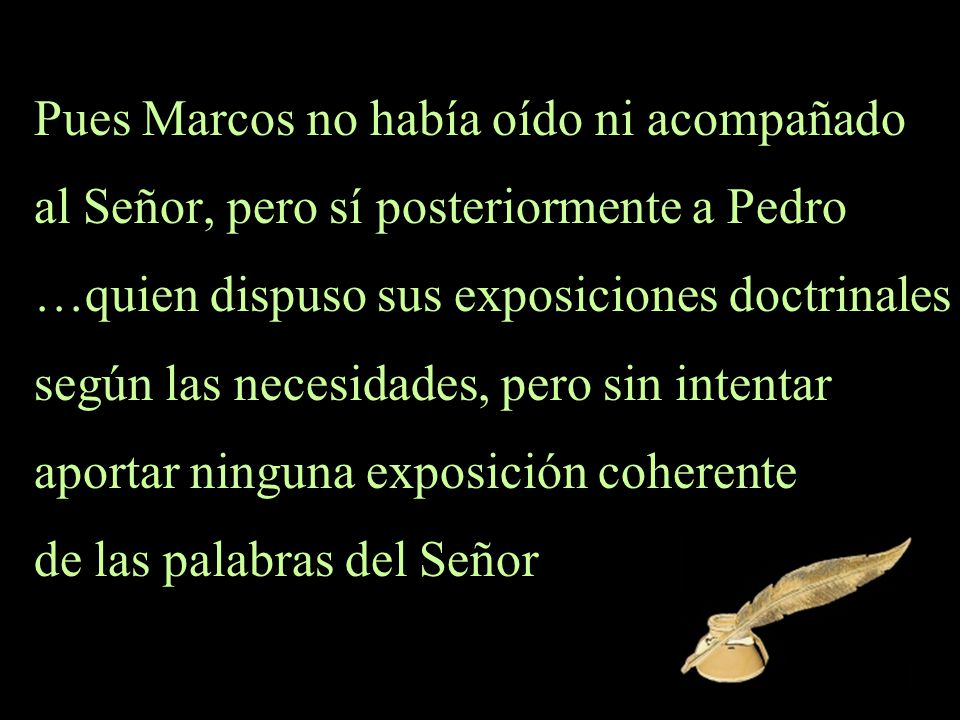 Marcos 1,1 VArch.