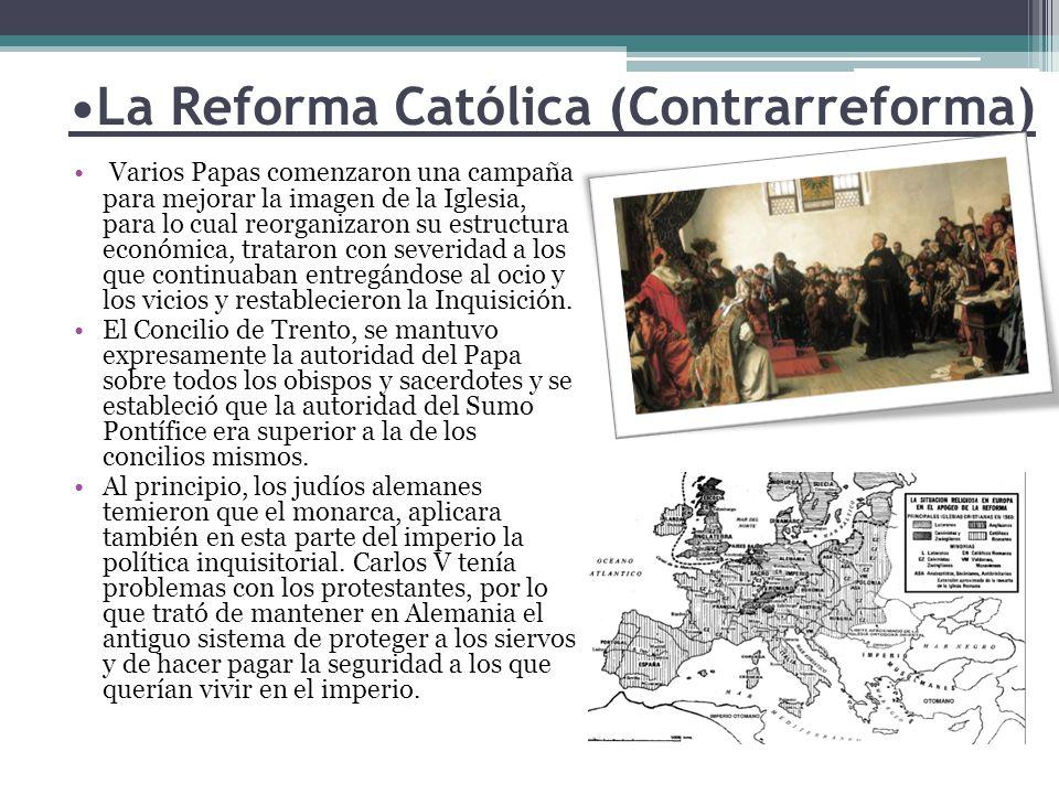 Varios Papas comenzaron una campaña para mejorar la imagen de la Iglesia, para lo cual reorganizaron su estructura económica, trataron con severidad a