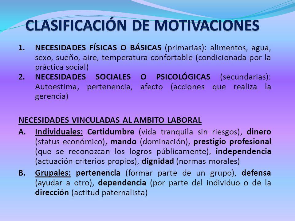 TEORÍAS MASLOW Y HERZBERG Comparación de los modelos de motivación de Maslow y Herzberg