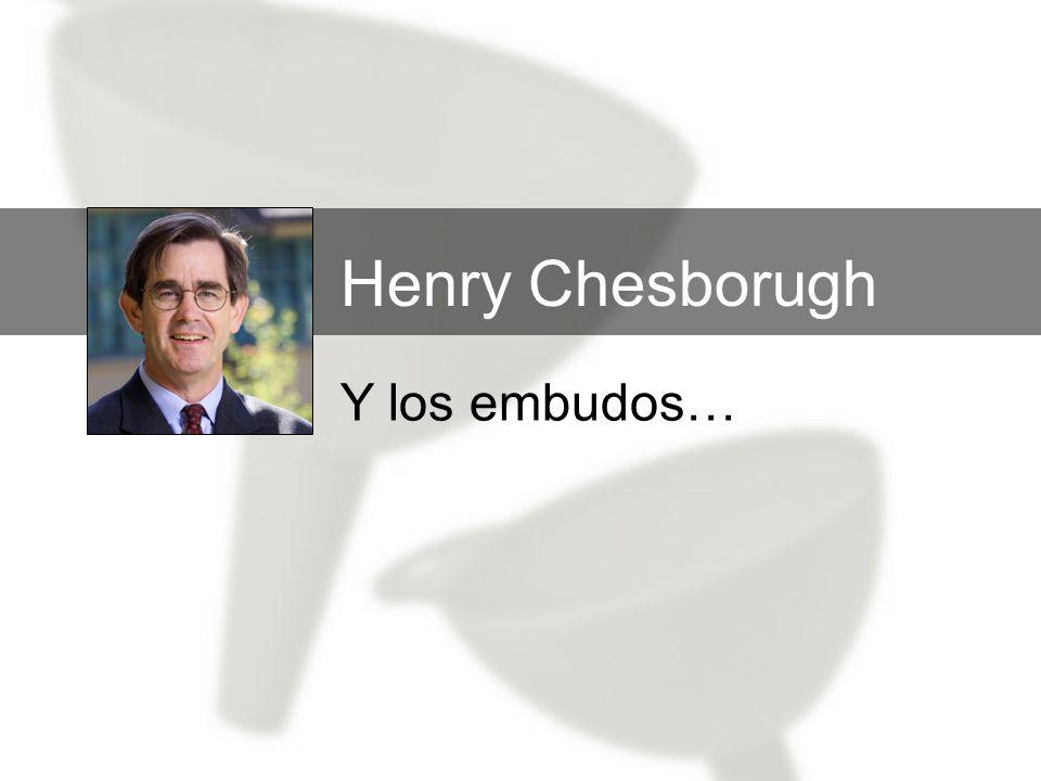 Henry Chesborugh Y los embudos…