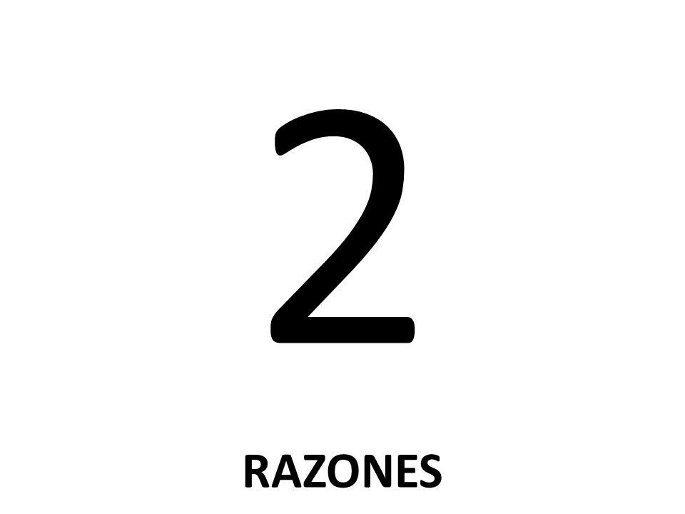 2 RAZONES