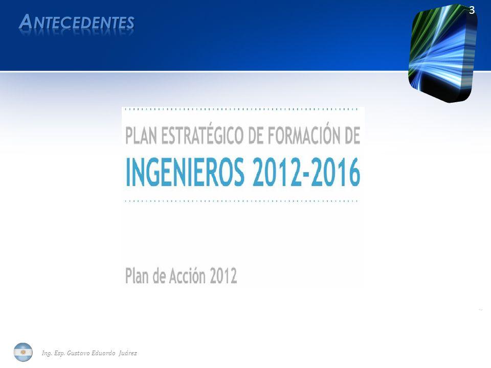 3 Ing. Esp. Gustavo Eduardo Juárez