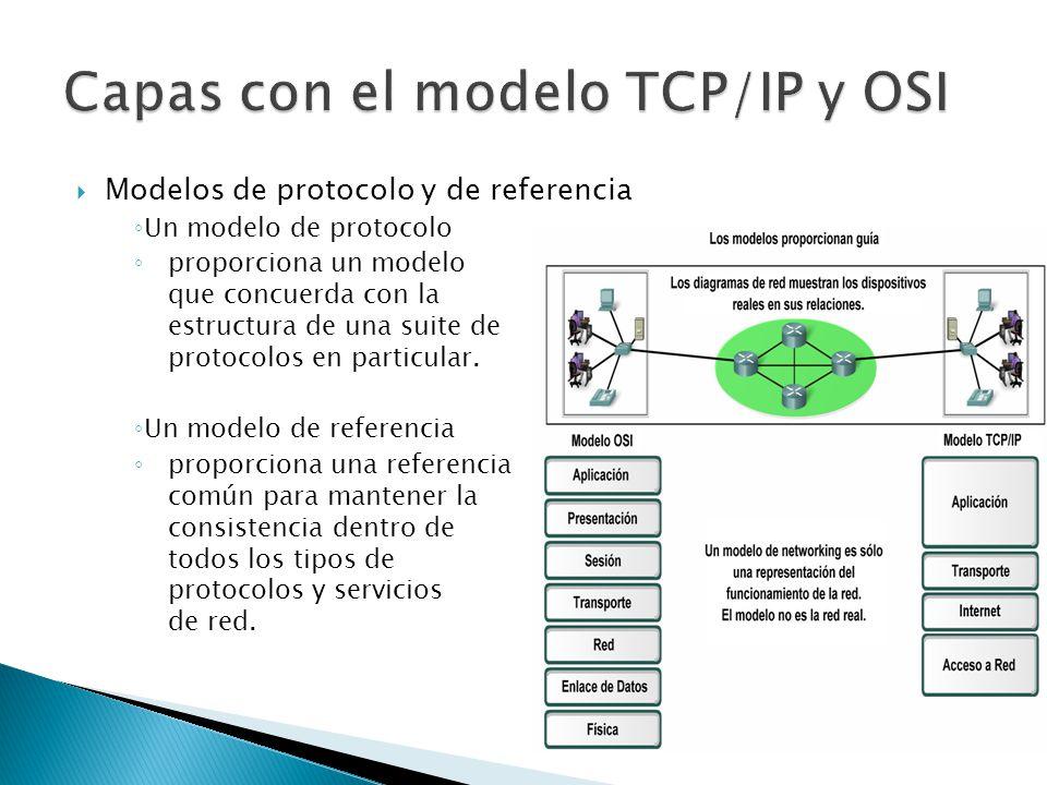 Los beneficios incluyen: ayuda en el diseño del protocolo fomenta la competencia entre proveedores los cambios en una capa no afectan a las otras capa