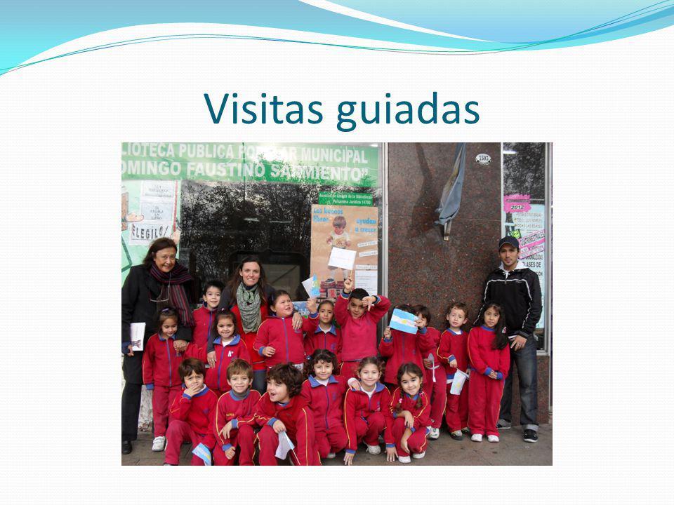 Contactos bibliotecadfsarmiento13@yahoo.com.ar Teléfono 4664 - 1840 Biblioteca Municipal Popular Domingo Faustino Sarmiento-San Miguel www.aab-bibliotecamdfs.blogspot.com