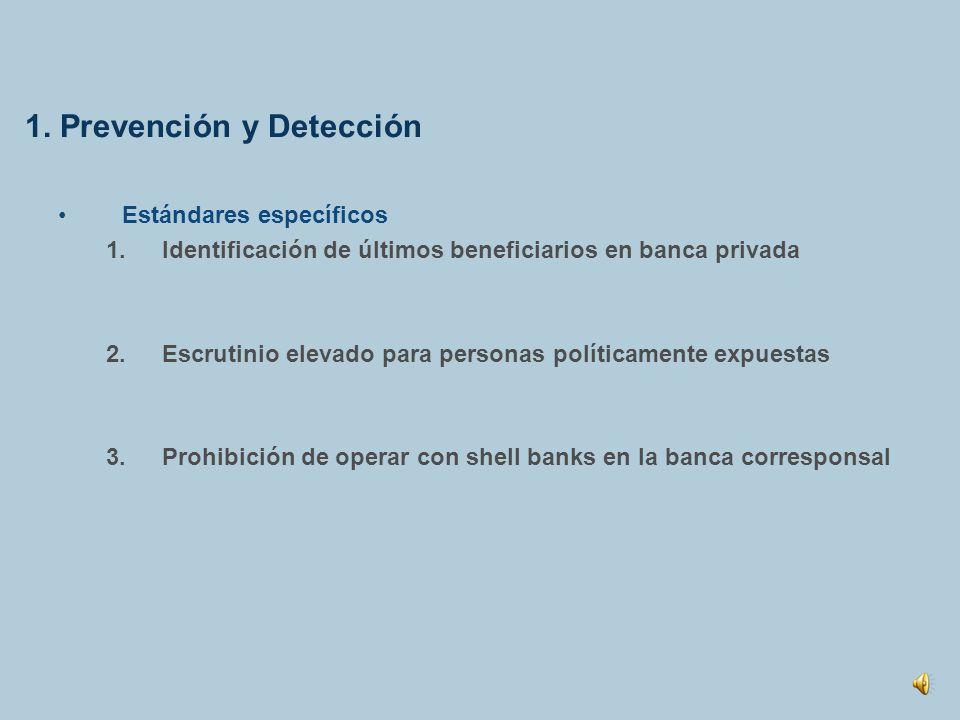 Prevención del lavado del producto de la corrupción Mercado Financiero Bancos, Seguros, Bolsa, Cambio, etc. Profesionales: contadores, escribanos, aud