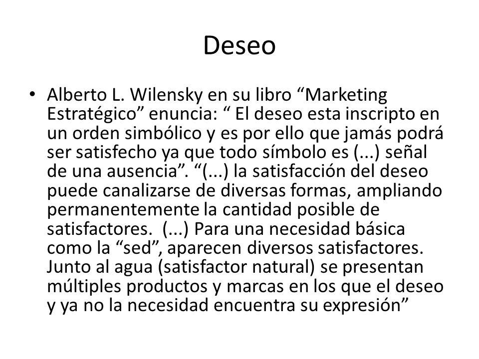 Deseo Alberto L.