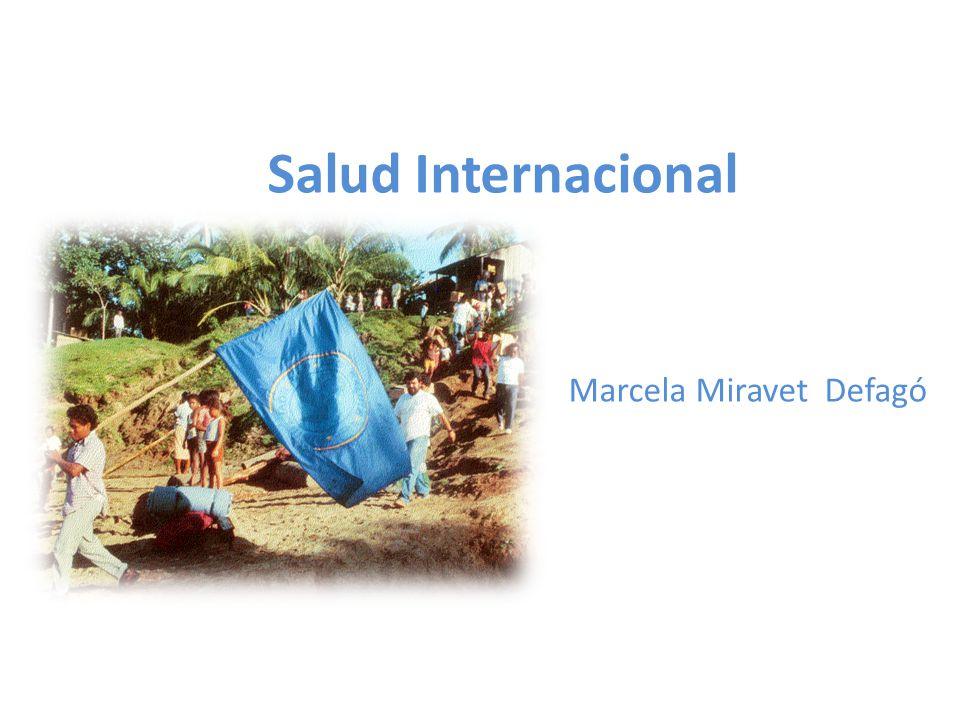 Salud Internacional Marcela Miravet Defagó