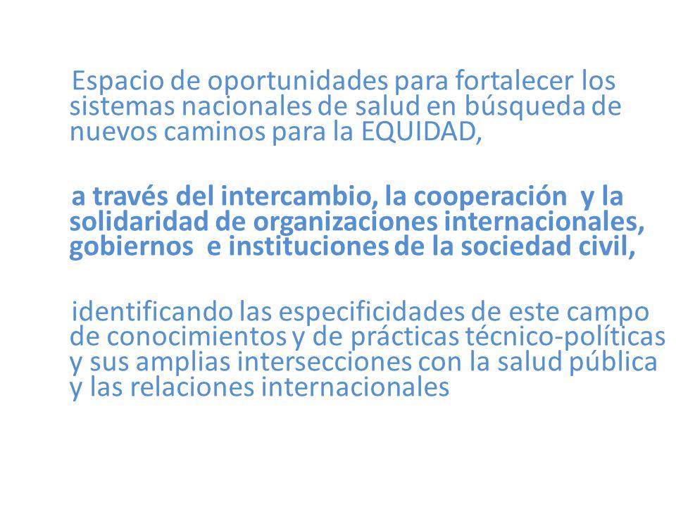 Multidireccionalidad Fenómenos que fluyen de manera multi- direccional a través de las fronteras así como la solución de los problemas (cooperación).