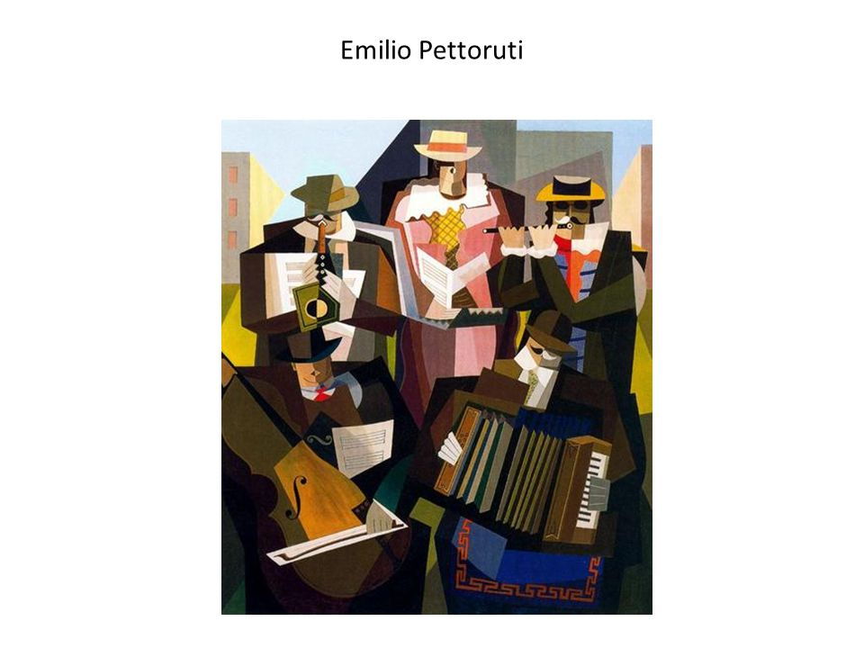 Emilio Pettoruti