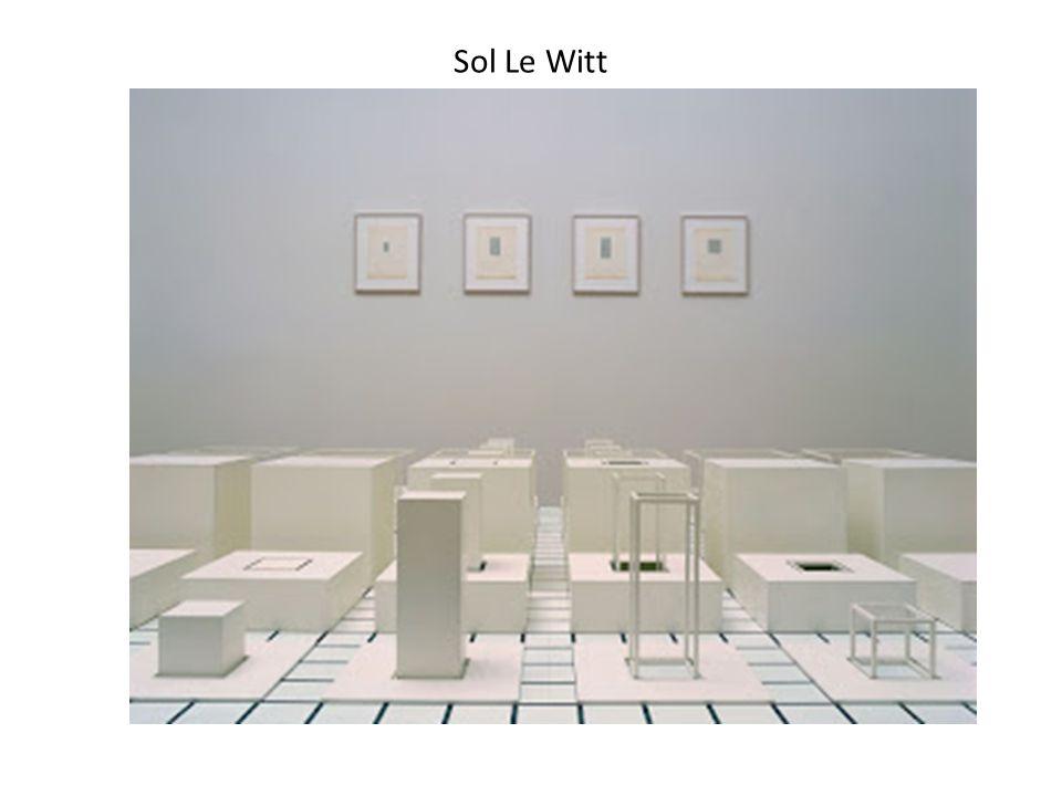 Sol Le Witt