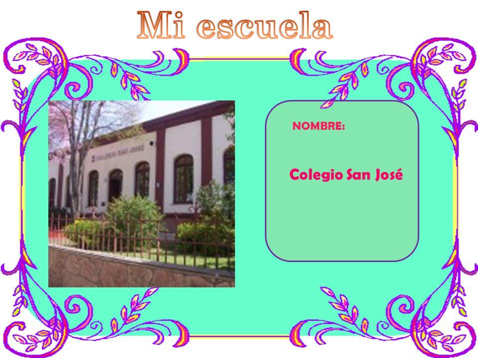 NOMBRE: Colegio San José