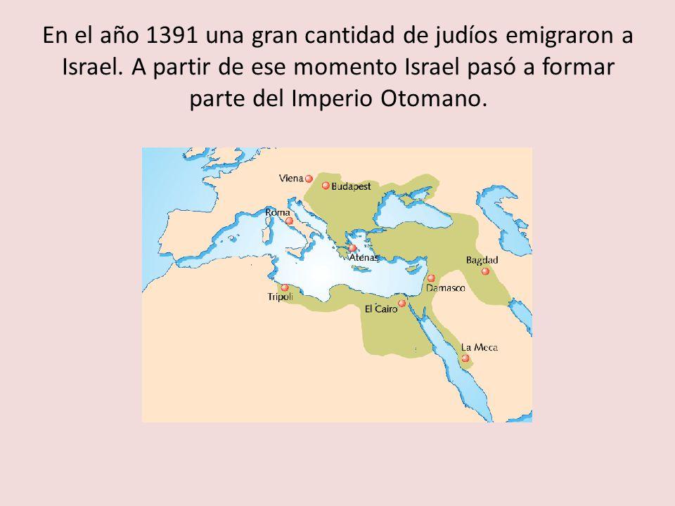 Una de las kehilot mas importantes eran las de Ierushalaim.