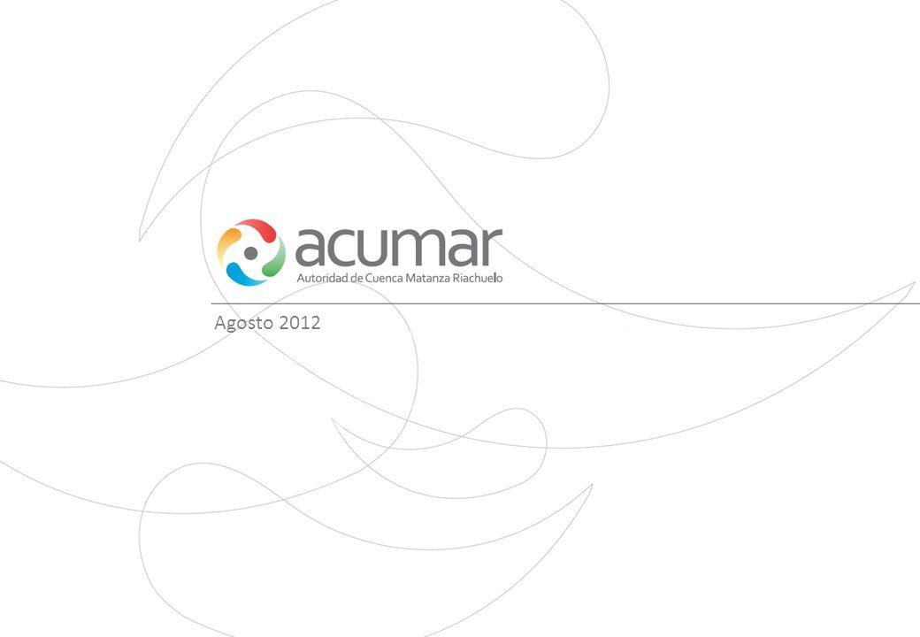 INFORME ACUMAR JUNIO 2012 Agosto 2012