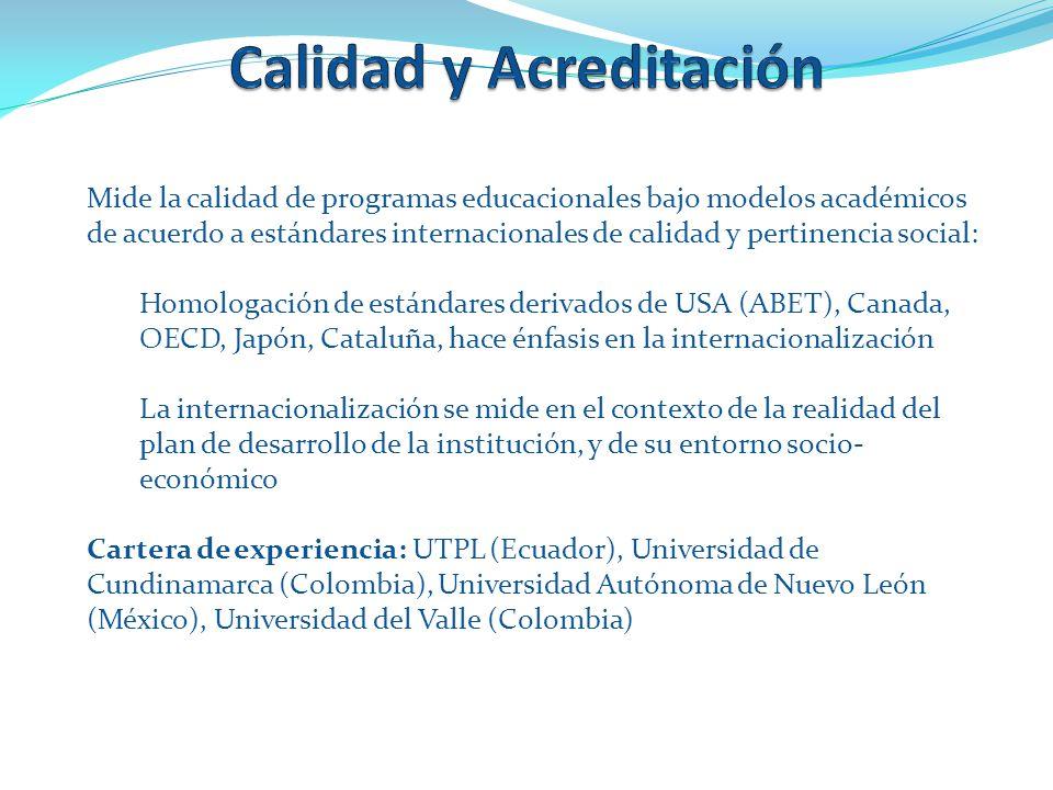 ISTEC-ACE Cursos de Formación Continua: – A distancia Febrero 2013: Programa de formación docente en Educación a Distancia Virtual, UFLP-ISTEC Latin America Virtual Academy: En alianza con IFEES, webinars de 1 hora y mini-cursos de 10 horas.