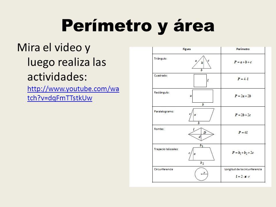 Circunferencia y círculo Ingresa a : http://www.disfrutalasmatematicas.com/geo metria/circulos.html http://www.disfrutalasmatematicas.com/geo metria/circulos.html Ahora ya puedes hacer las actividades(ejercicios de perímetro y área).