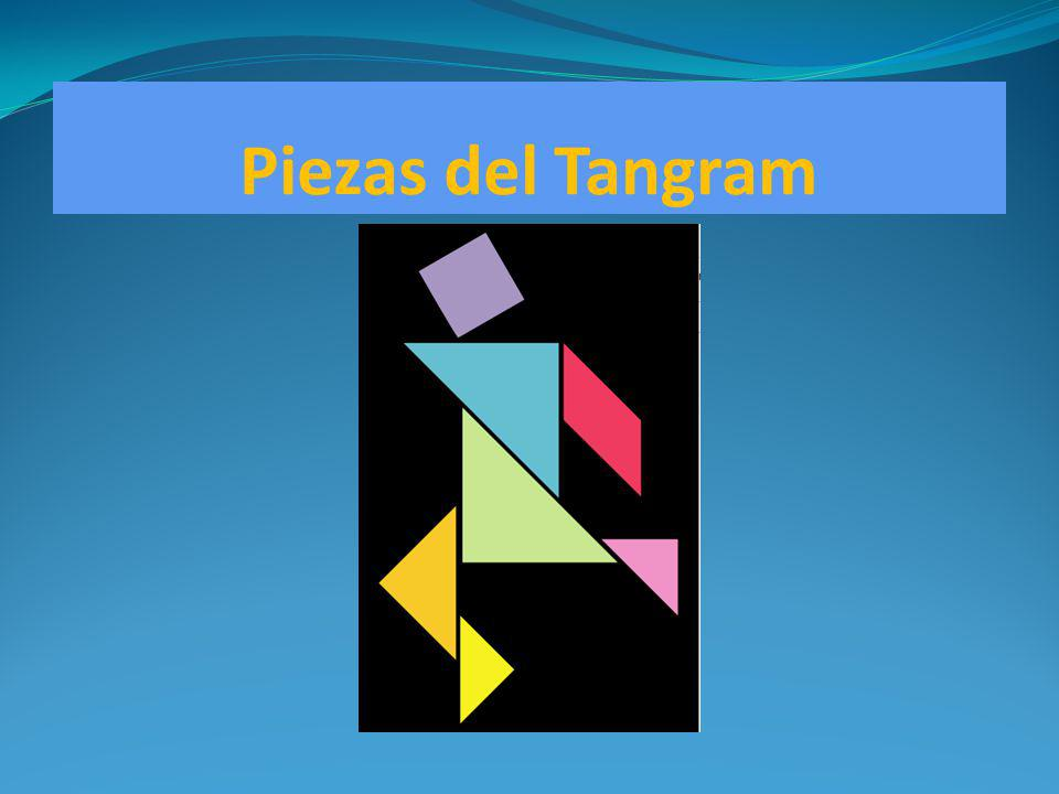 Piezas del Tangram