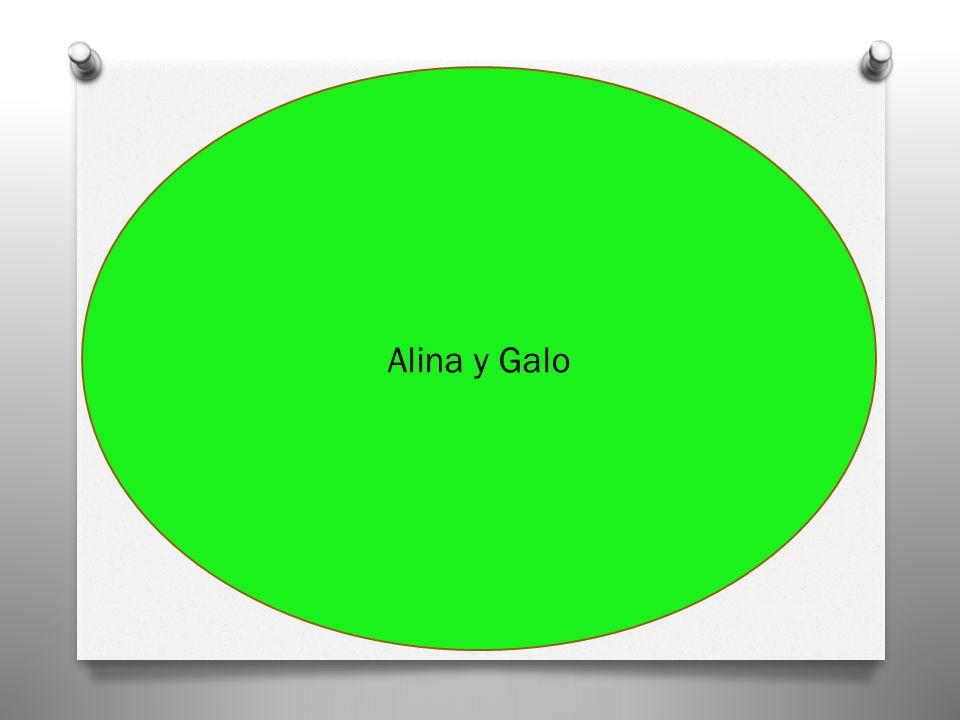Alina y Galo