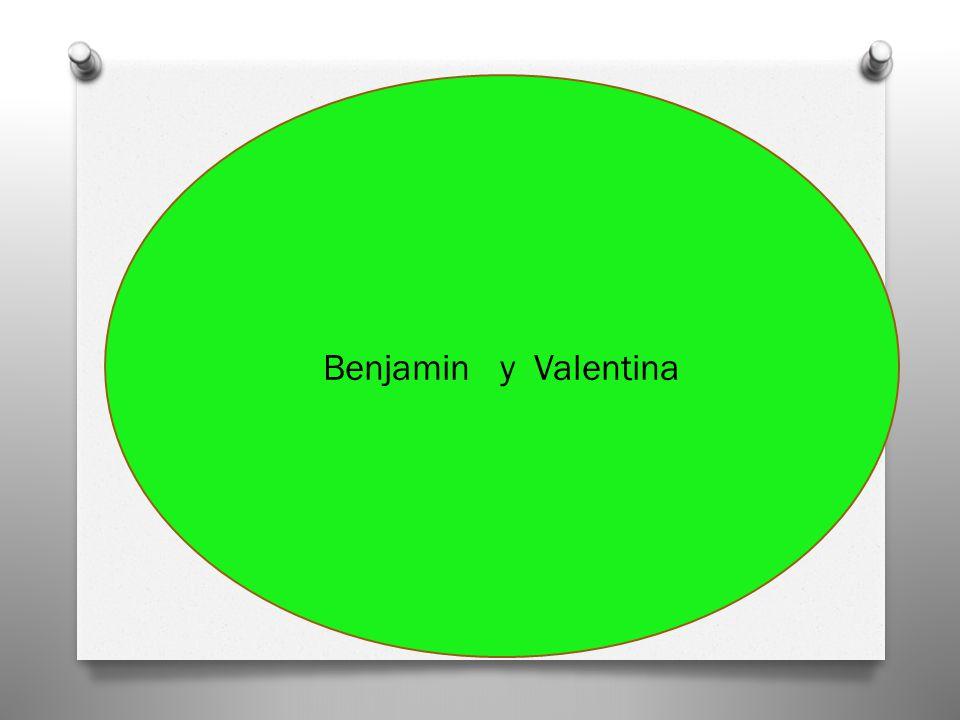 Benjamin y Valentina