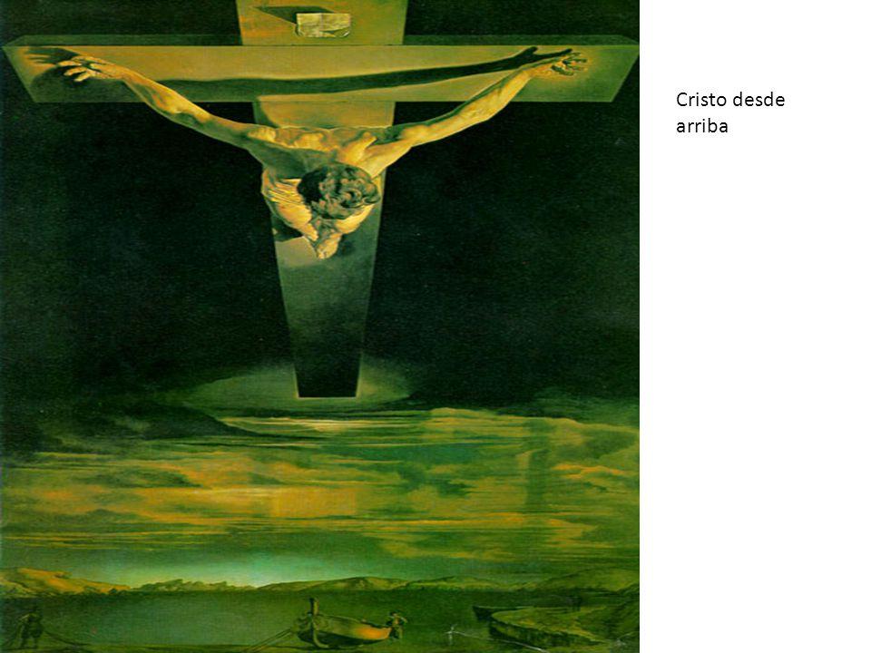 Cristo desde arriba