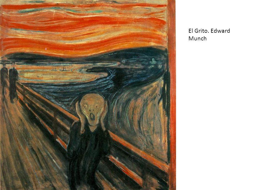 El Grito. Edward Munch