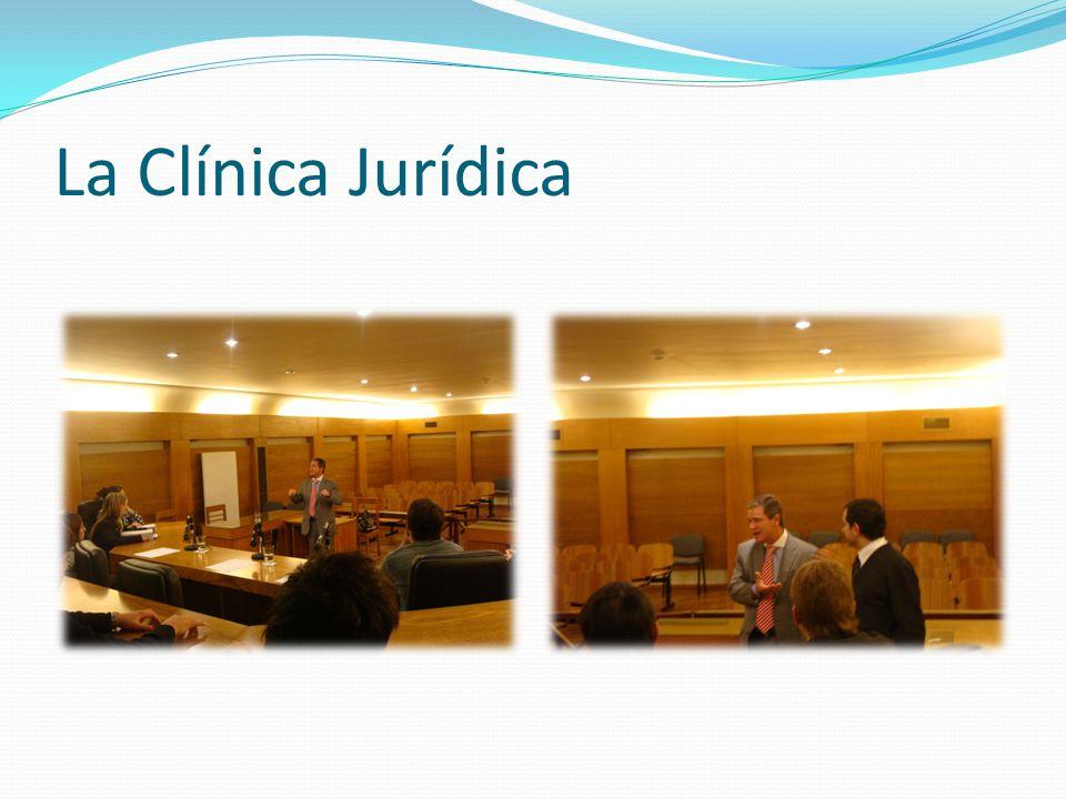 La Clínica Jurídica