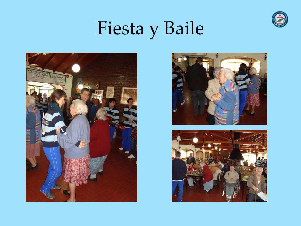 Fiesta y Baile