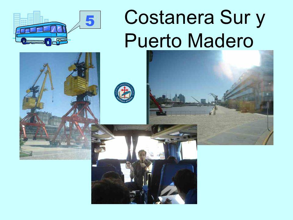 5 Costanera Sur y Puerto Madero