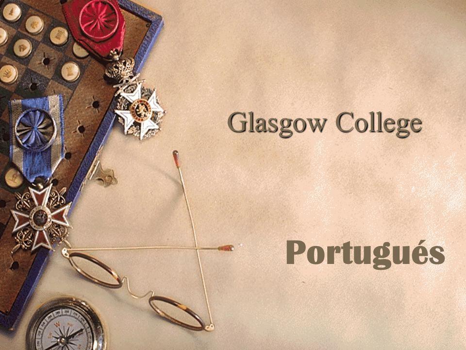Glasgow College Portugués