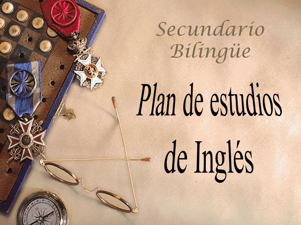 Secundario Bilingüe