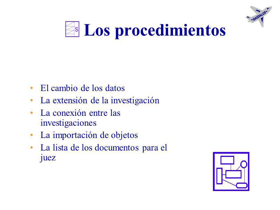 El expediente virtual La ficha contiene los mismos actos del expediente de papel Puede importar documentos producidos en otra parte En la ficha los ac