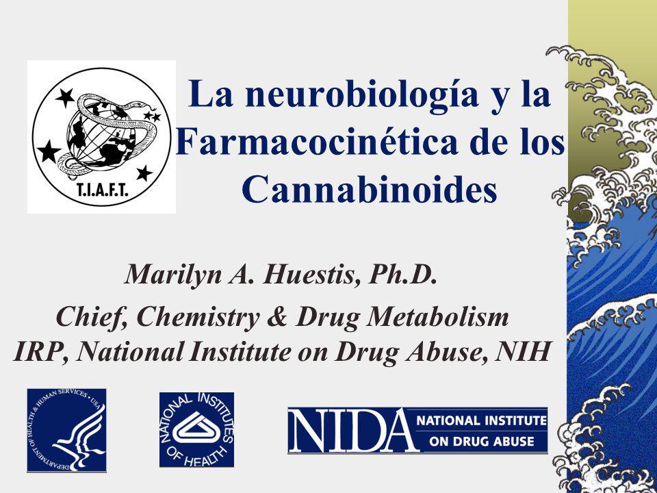 Resumen Farmacología de los Cannabinoides Farmacocinética de los Cannabinoides Interpretación de los Resultados Forenses de los Cannabinoides Tiempo estimado de exposición a la Droga Efectos del Cannabis en el rendimiento al manejar Marcadores Biológicos del Uso de Cannabis