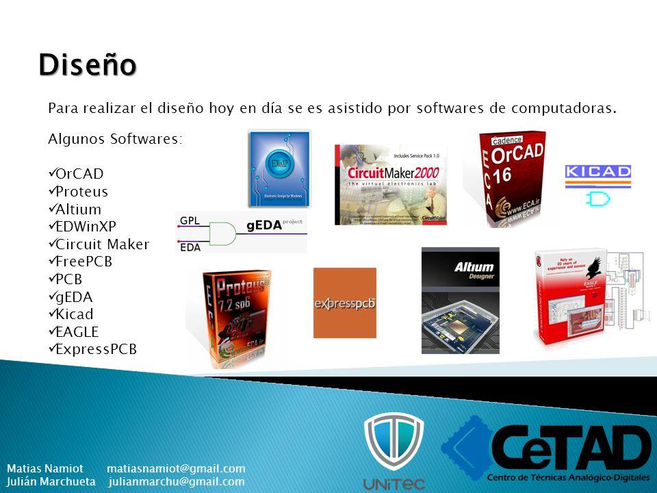 Métodos de Transferencia del Diseño Matias Namiot matiasnamiot@gmail.com Julián Marchueta julianmarchu@gmail.com Dibujo Directo Dibujo Directo: El traspaso del diseño a la placa se realiza en forma manual.