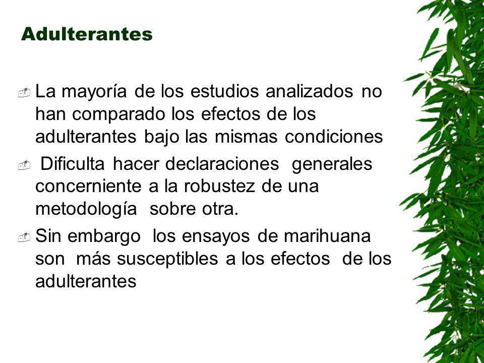Realidad Médico Legal En el departamento de laboratorios de Santiago se realizaron 6762 pericias toxicológicas de los cuales 33% de estas pericias, no es para determinar la causa de muerte, sino para entregar más elementos a la investigación 1007 corresponden a informes sobre consumo de drogas de abuso