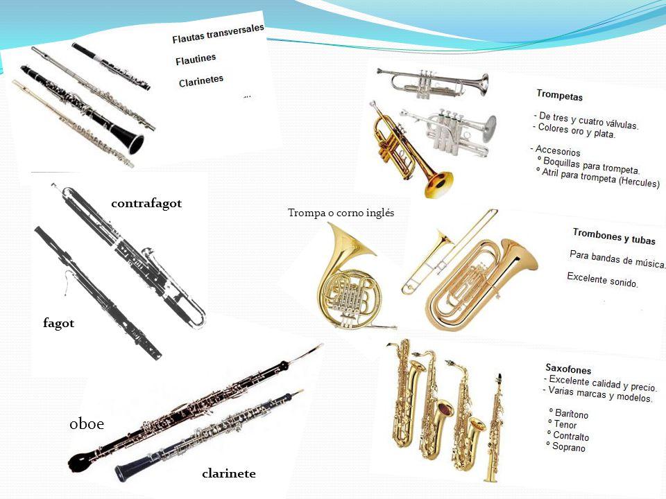 VIENTO Llamados generalmente aerófonos y se dividen en : Madera: se los clasifica según su embocadura: Bisel: su sonido se produce al chocar el aire e