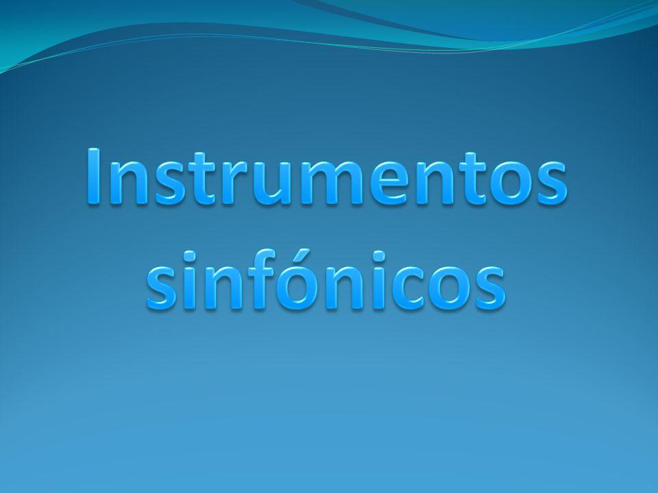 Música Sinfónica La mayoría de la música orquestal está escrita en dos formas: sinfonía o concierto.