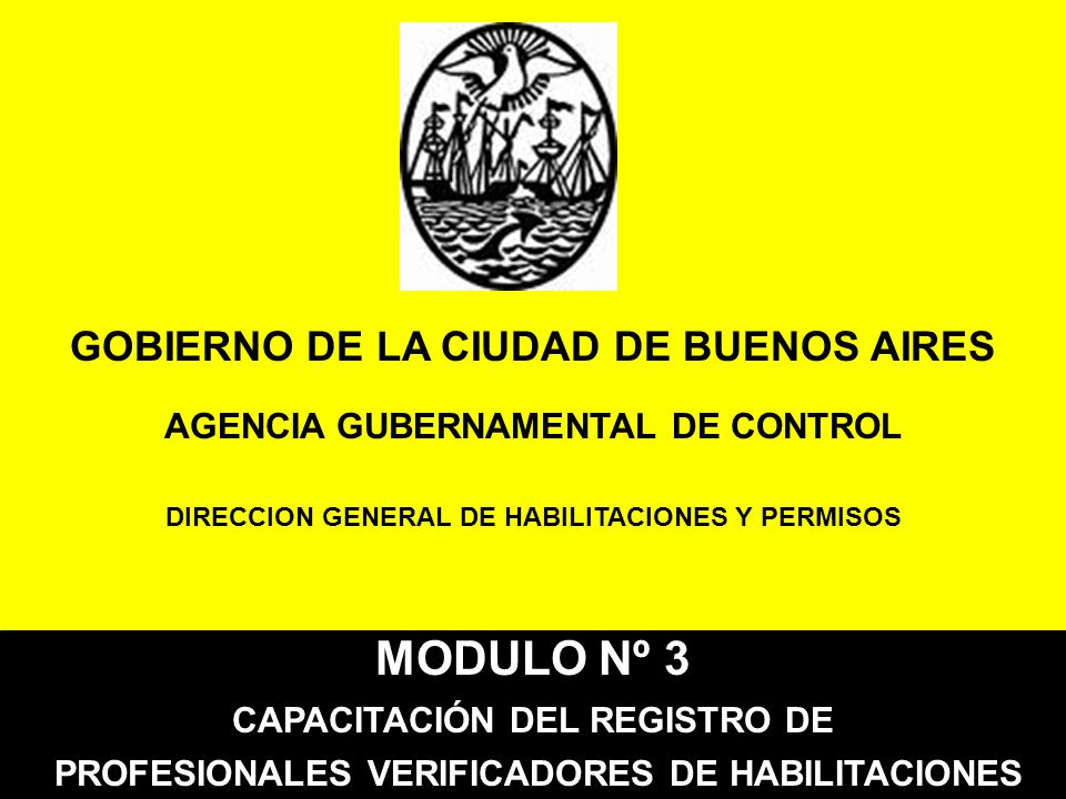 gobierno de la ciudad de buenos aires registro: