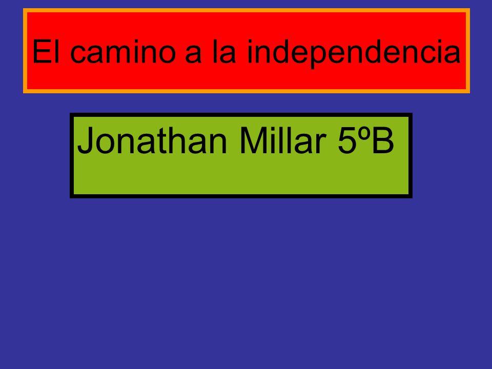 Creación de la bandera La bandera argentina fue creada por Manuel Belgrano el 27 de febrero de 1812, durante la gesta por la Independencia de las Prov