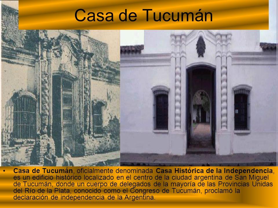 9 de julio de 1816 El 9 de julio de 1816, el Congreso de Tucumán resolvió tratar la Declaración de la Independencia. Presidía la sesión el diputado po