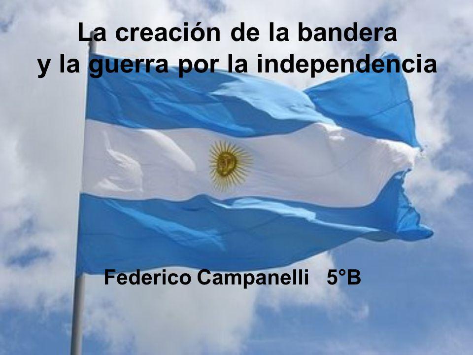 La bandera nacional La bandera nacional flameó en Jujuy y triunfó en Salta y Tucumán. El 25 de julio de 1816, el Congreso de Tucumán, a propuesta del