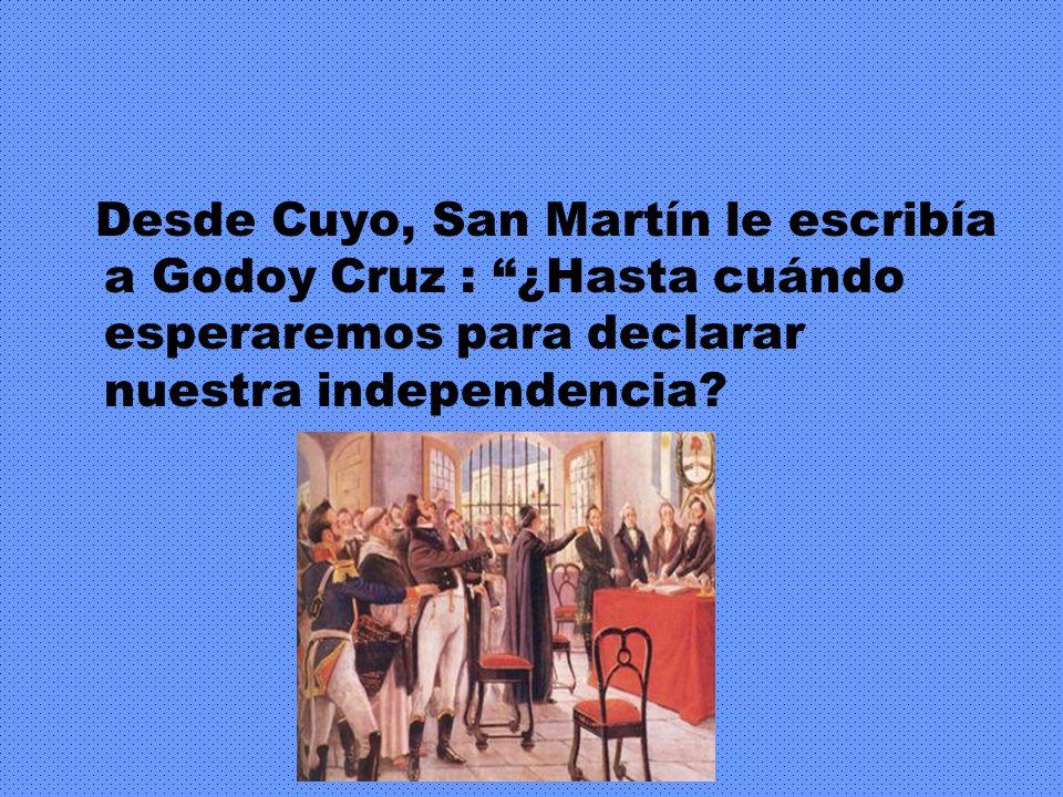 Los principales objetivos del Congreso de Tucumán fueron declarar la independencia y establecer un régimen de gobierno.