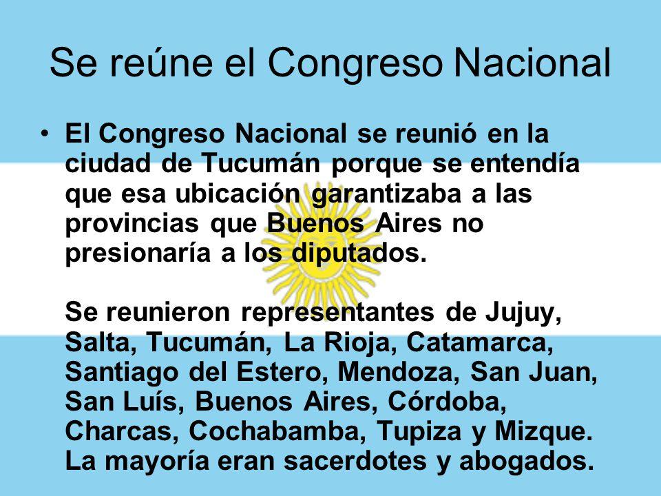 9 de julio Declaración de la independencia Malcom Calcagno