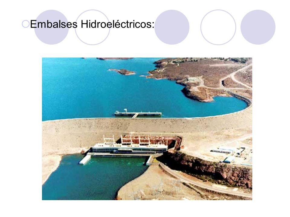 Embalses Hidroeléctricos: