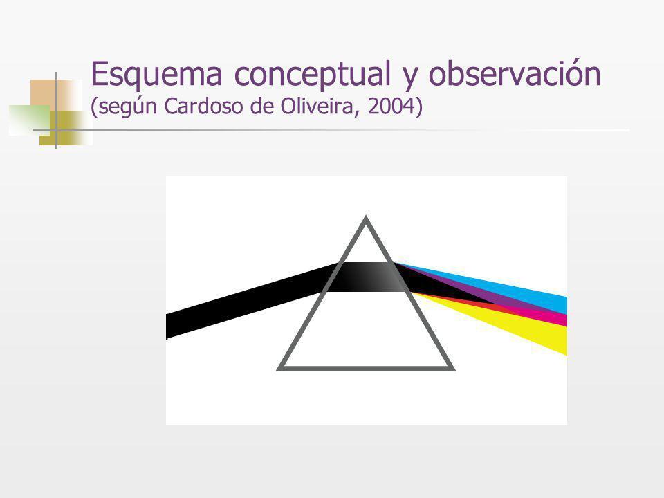 Formas de registro: Además de los sentidos… Notas de campo Las notas pueden ser observacionales, teóricas (analíticas) o metodológicas aunque no existe la observación sin un marco teórico que le de sentido.