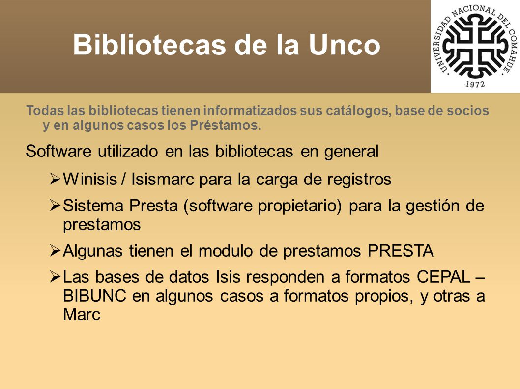 Biblioteca Central Francisco P.
