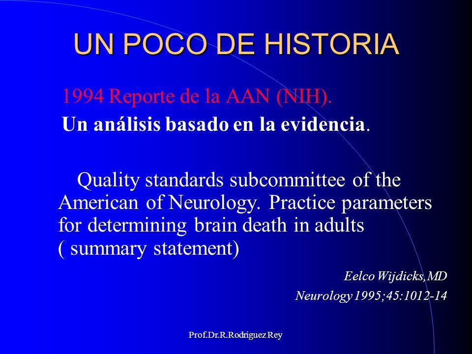 Prof.Dr.R.Rodriguez Rey UN POCO DE HISTORIA Leyes Argentinas: 1977 Ley 21.541 1993 Ley 24.193 2005 Ley 26.066 Vigencia a Junio 2006 Ley 24.193 con las modificatorias de la Ley 26.066 de Diciembre del año 2005
