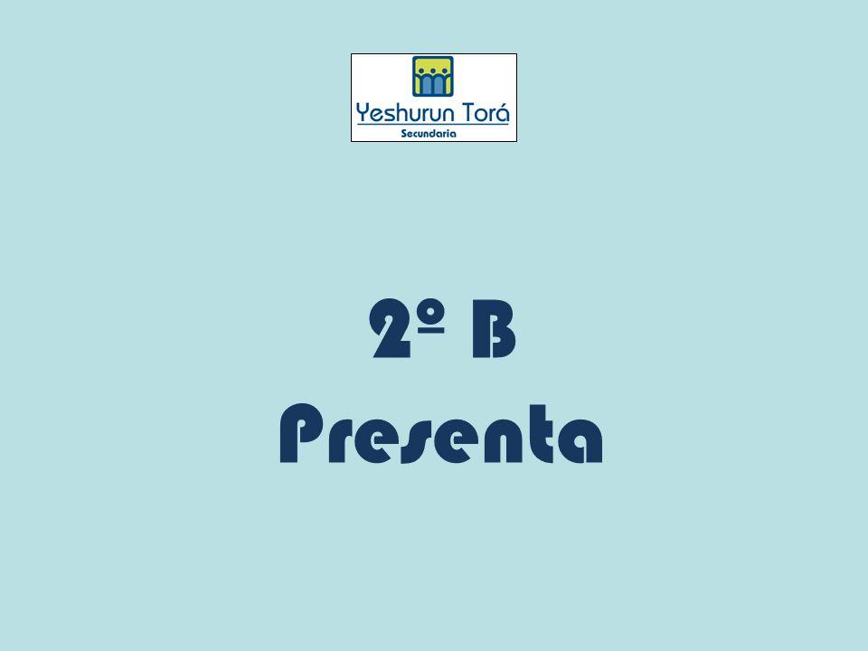 2º B Presenta
