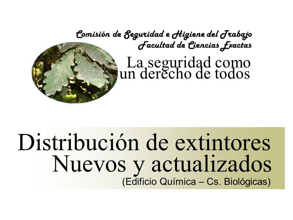 QUIMICA – CIENCIAS BIOLOGICAS – SUBSUELO Q15 Q16