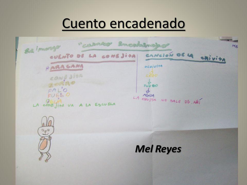 Cuento encadenado Mel Reyes