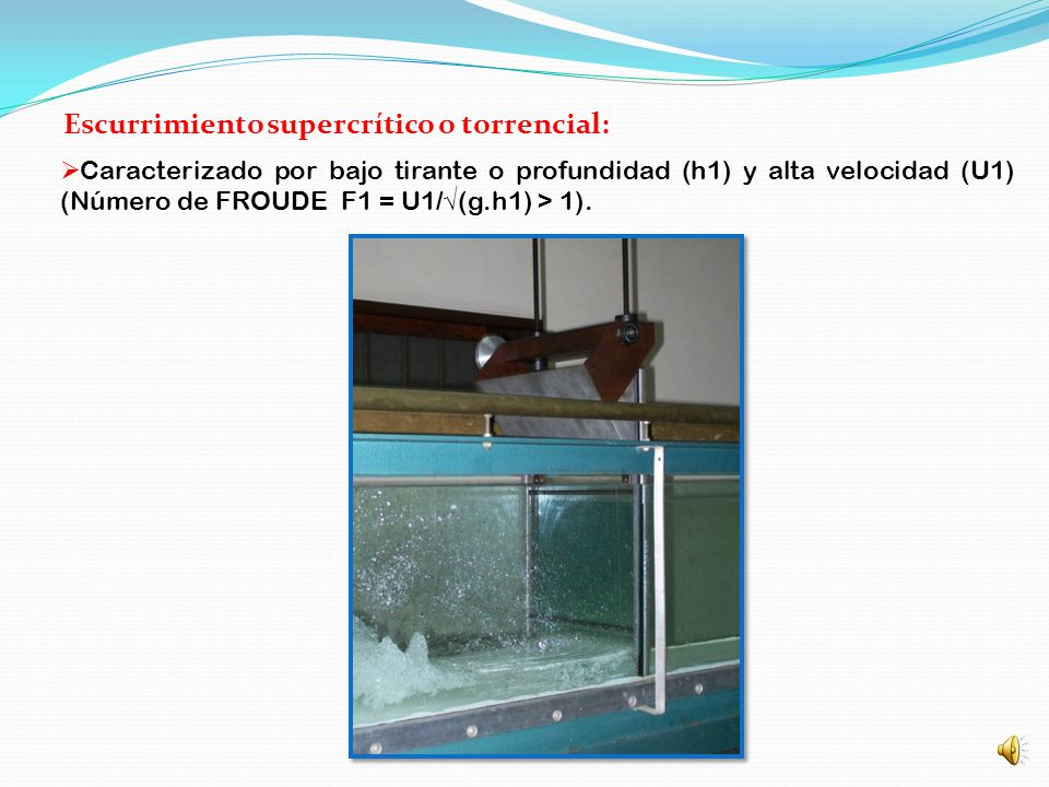 Transición abrupta y turbulenta de un escurrimiento supercrítico o torrencial a un escurrimiento subcrítico o tranquilo.