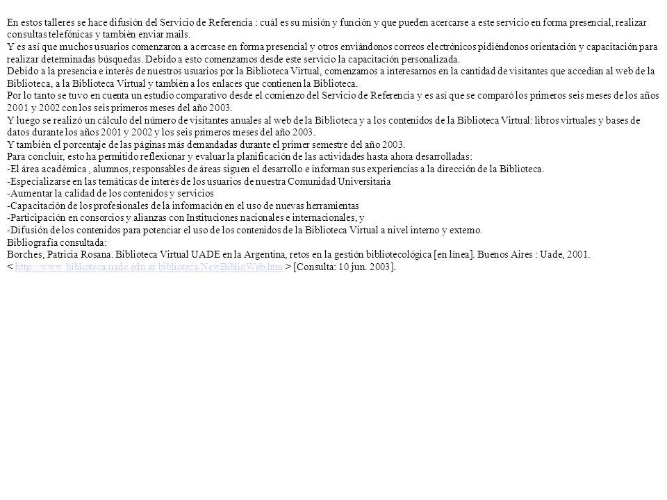 BIBLIOTECA Sitio Web de Biblioteca - Cantidad de accesos totales (Años 2001, 2002 y ene.
